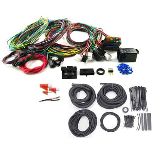 746 pce368_1001k speedmaster pce368 1001k 20 circuit wiring harness kit includes VW Wiring Harness Kits at aneh.co