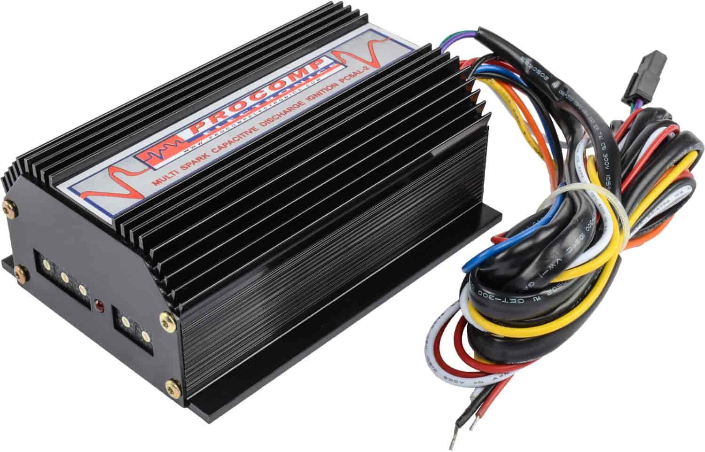 Speedmaster Pce380 1008  Multiple Spark Cdi 6al Ignition