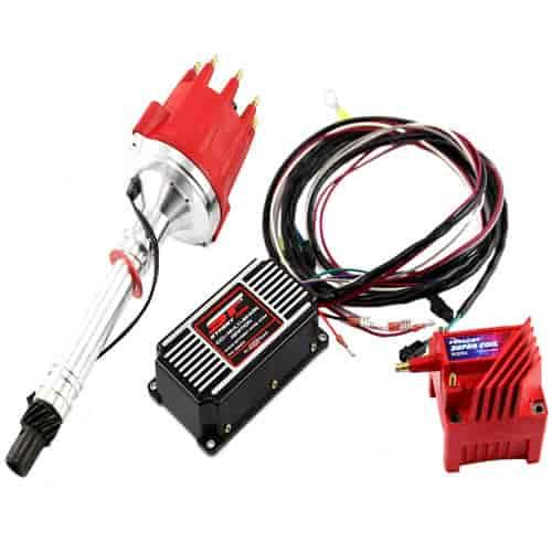 speedmaster ignition system combo kit small. Black Bedroom Furniture Sets. Home Design Ideas