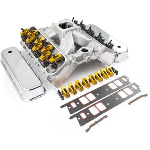 Speedmaster Street Series Hydraulic Flat Tappet Top End Engine Kit Big  Block Chevy 454 Includes: