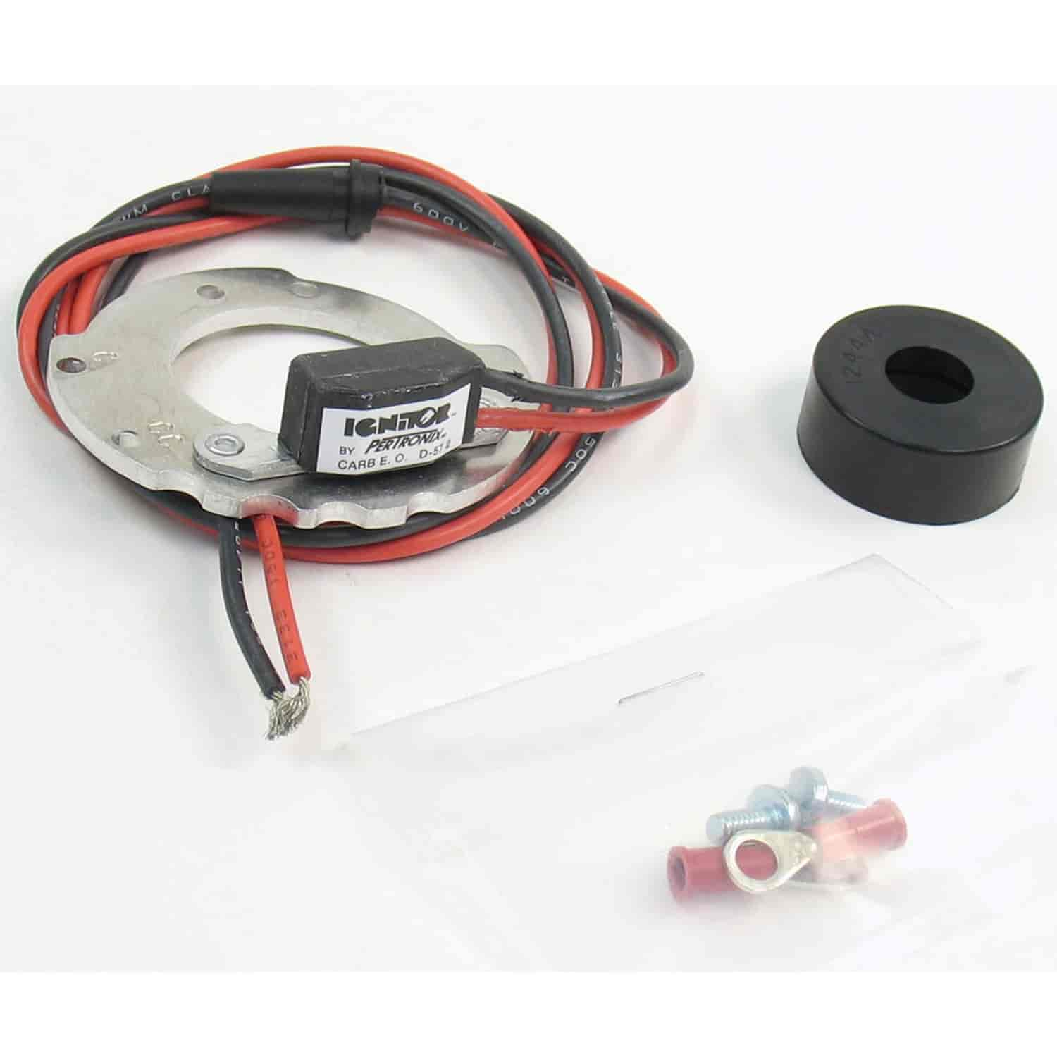 Pertronix 1244a Ignitor Kit Ford Industrial 172 192 4 Cylinder Jegs Wiring Diagram