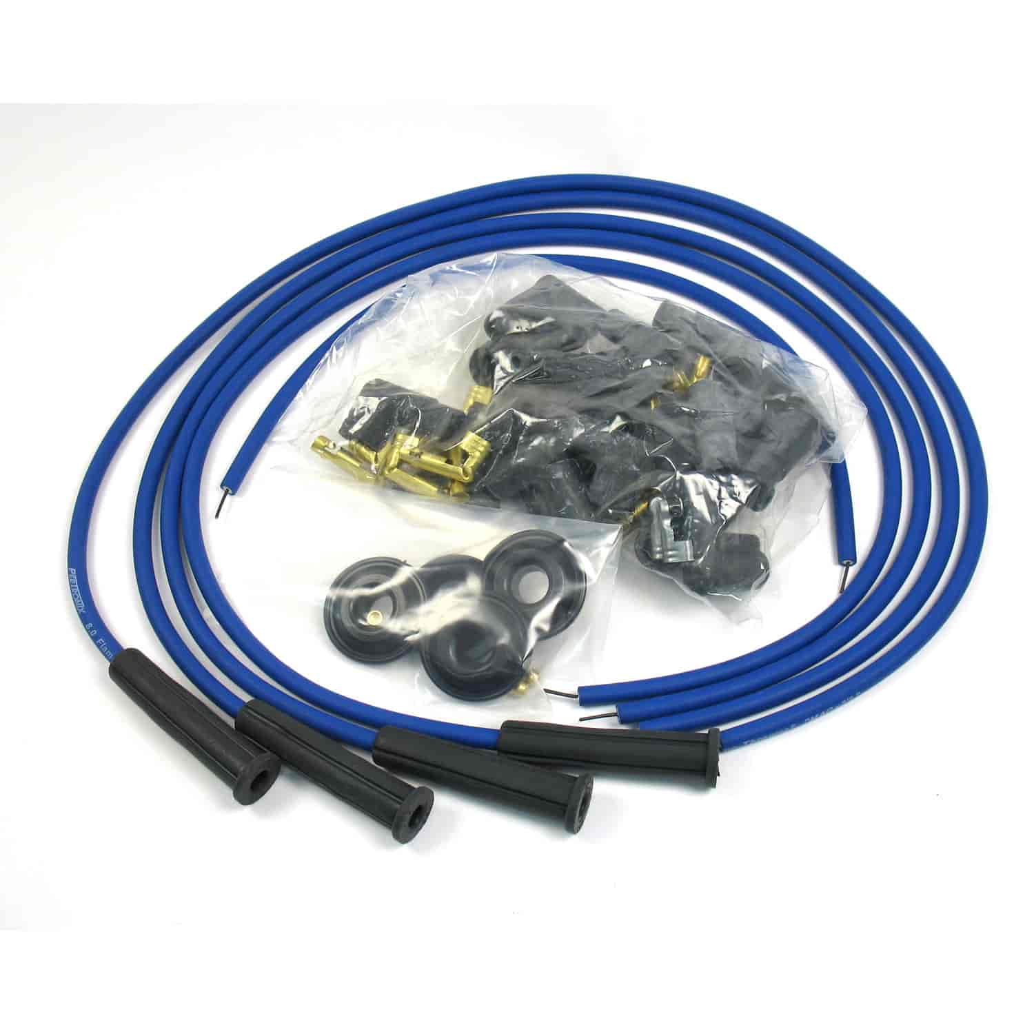 Pertronix 8043vw Ignition Sp Wires 80 Universal Jegs Ignitor Wiring