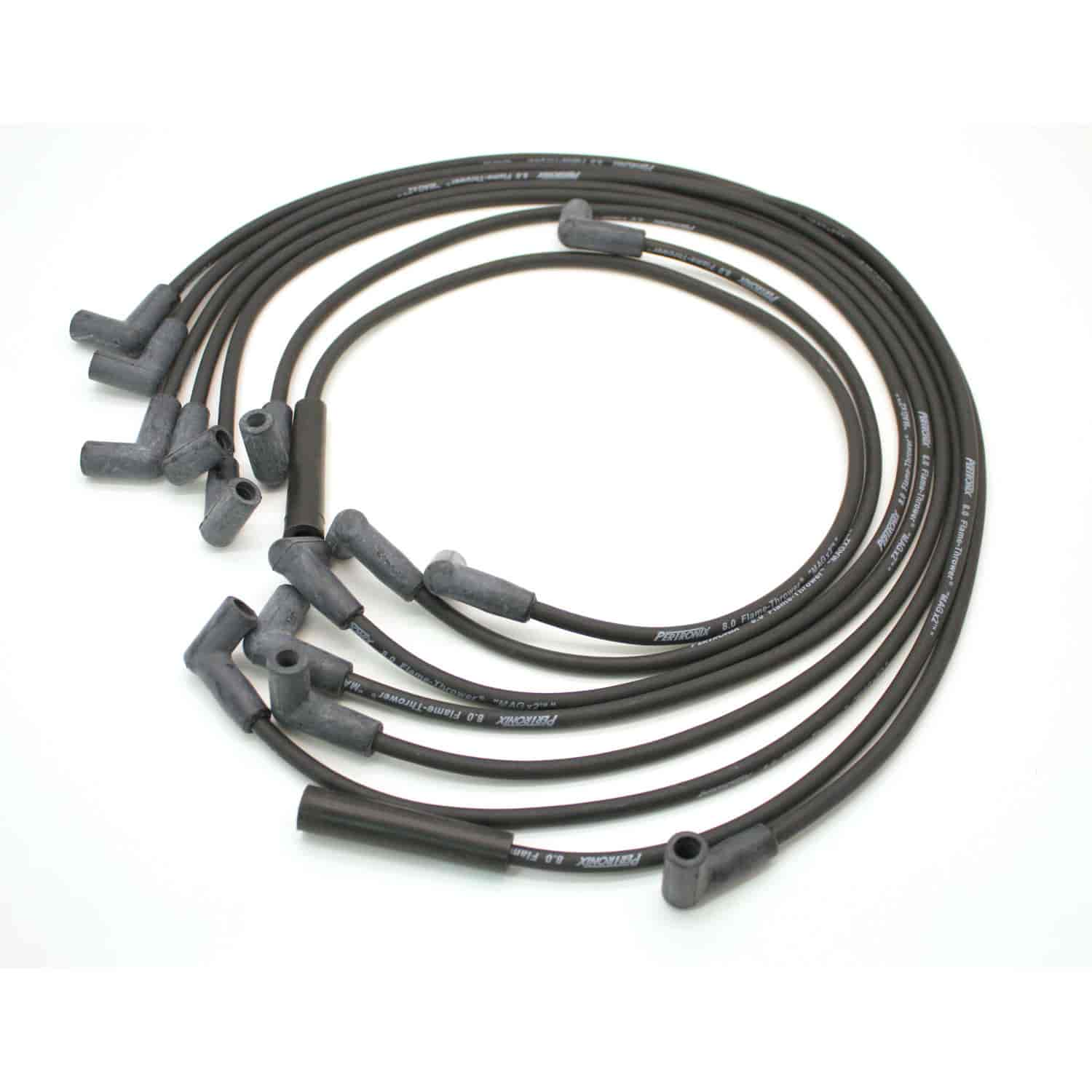 Pertronix 808207 - Pertronix Flame Thrower HEI Ignition Plug Wires