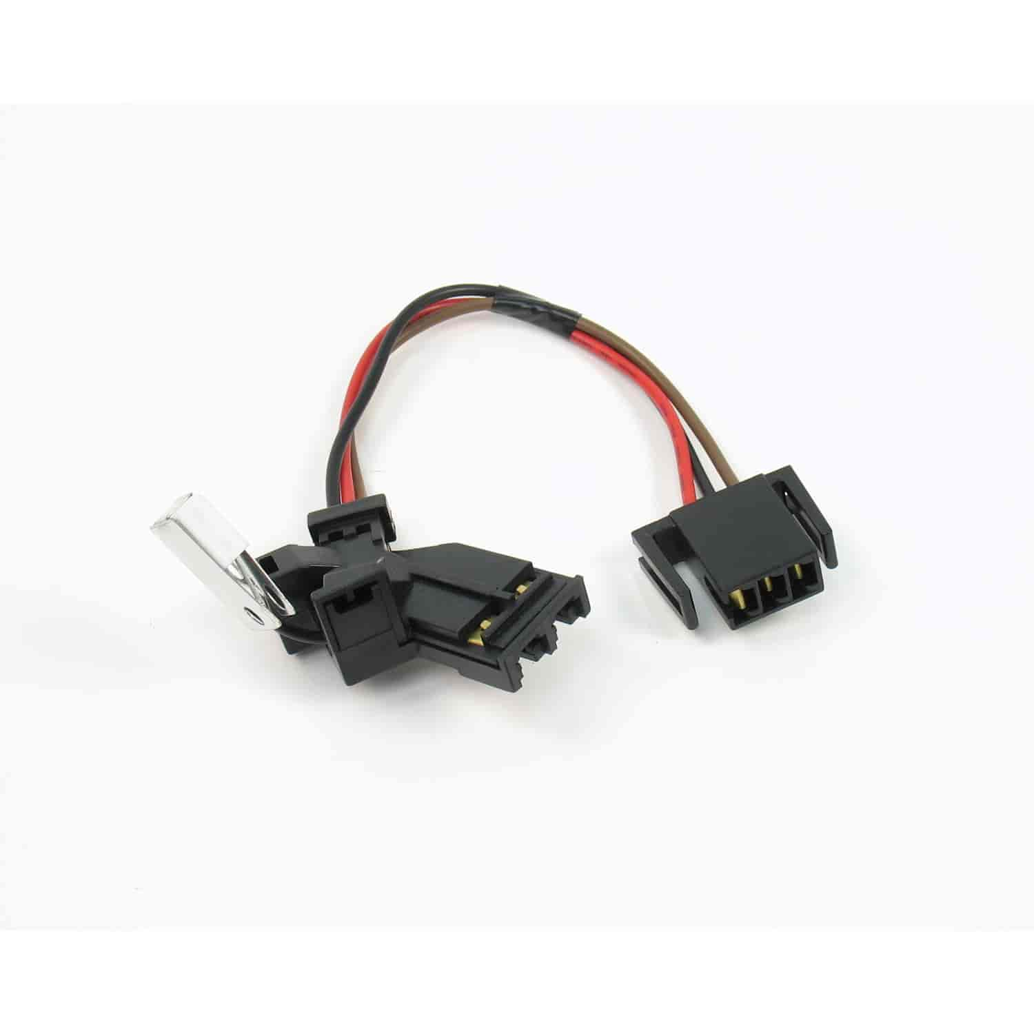 Pertronix D9007 - Pertronix HEI 4-Pin Wiring Harness and Capacitor