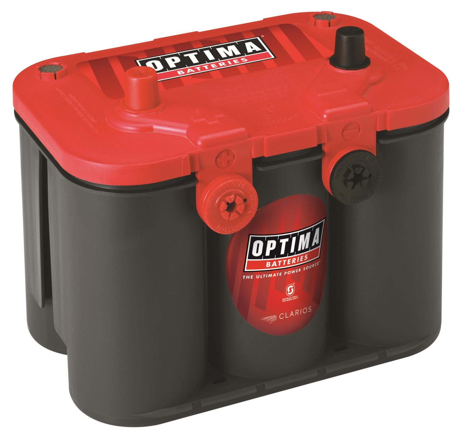 Optima Batteries 9004-003 - Optima RedTop Batteries
