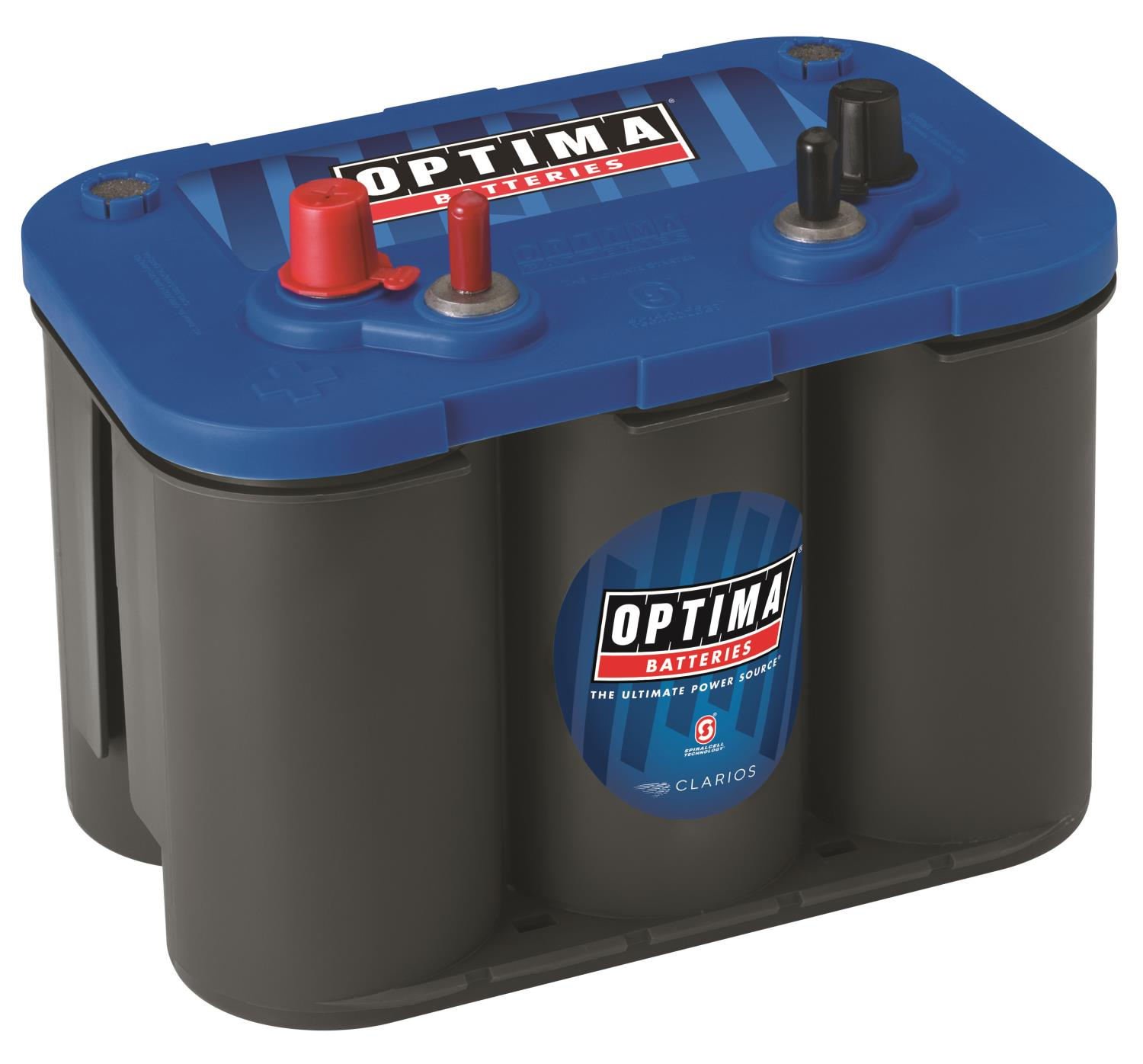 Optima Batteries 9006-006 - Optima BlueTop Marine Batteries