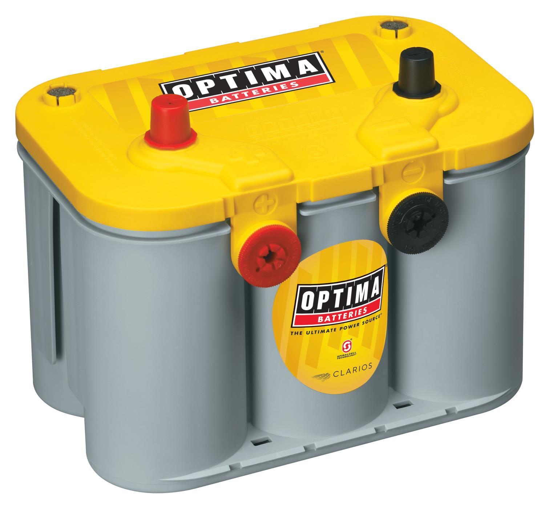 Optima Batteries 9014-045 YellowTop Deep-Cycle Battery 12 ...