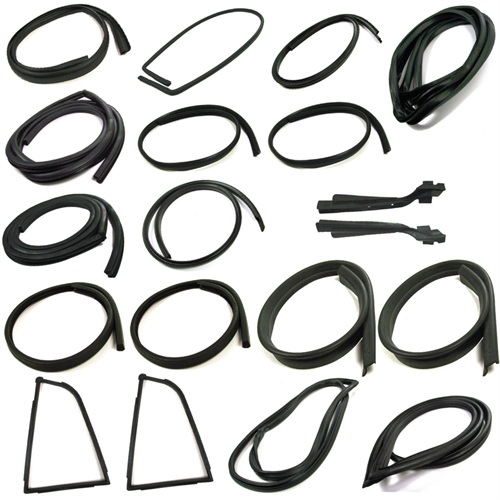 1970-1973 Datsun 240Z Complete Replacement Loop Carpet Kit