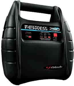 Schumacher Chargers IP-125 - Schumacher 12-AH Internal Battery Portable Power/Jump Starters