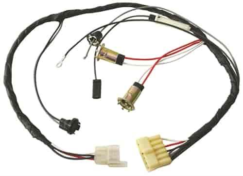 restoparts 04460 wiring harness console 1964 65 cutlass auto transrestoparts wiring harness console 1964 65 cutlass auto trans