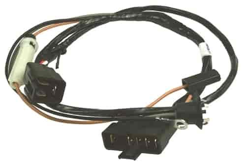 restoparts wiring harness console 1964-65 cutlass man  trans  restoparts  04465