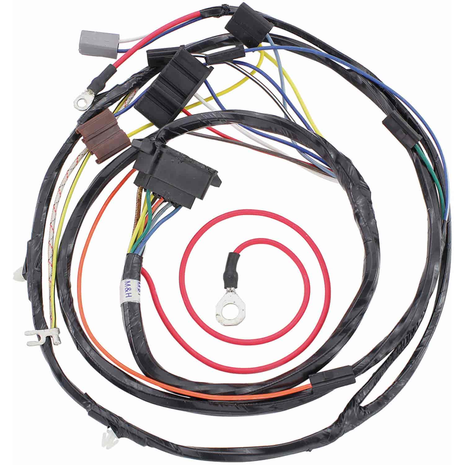Olds Wiring Harness - Wiring Diagram Database on