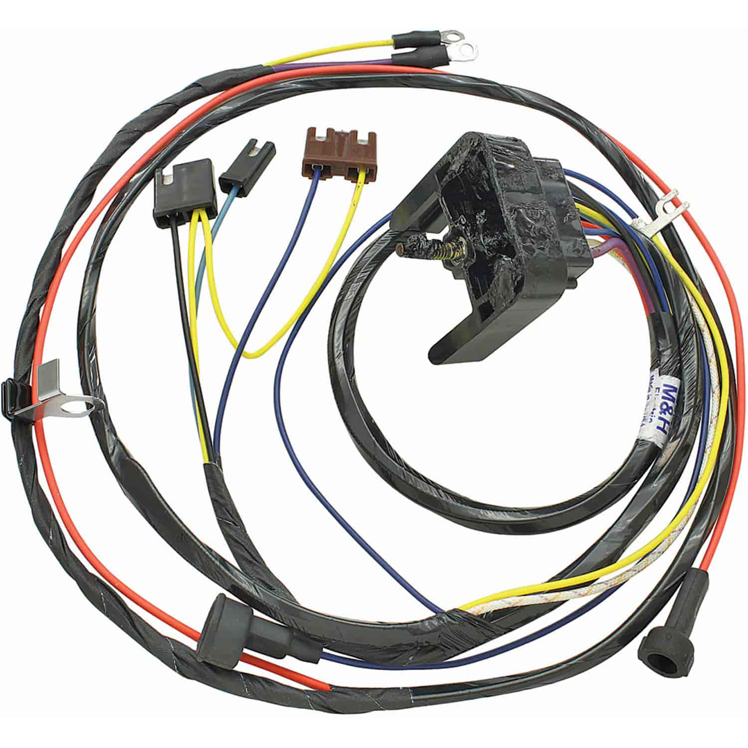 1968 Chevelle Wiring Harness Diagrams Dash Restoparts 12070 Engine 69 Painless