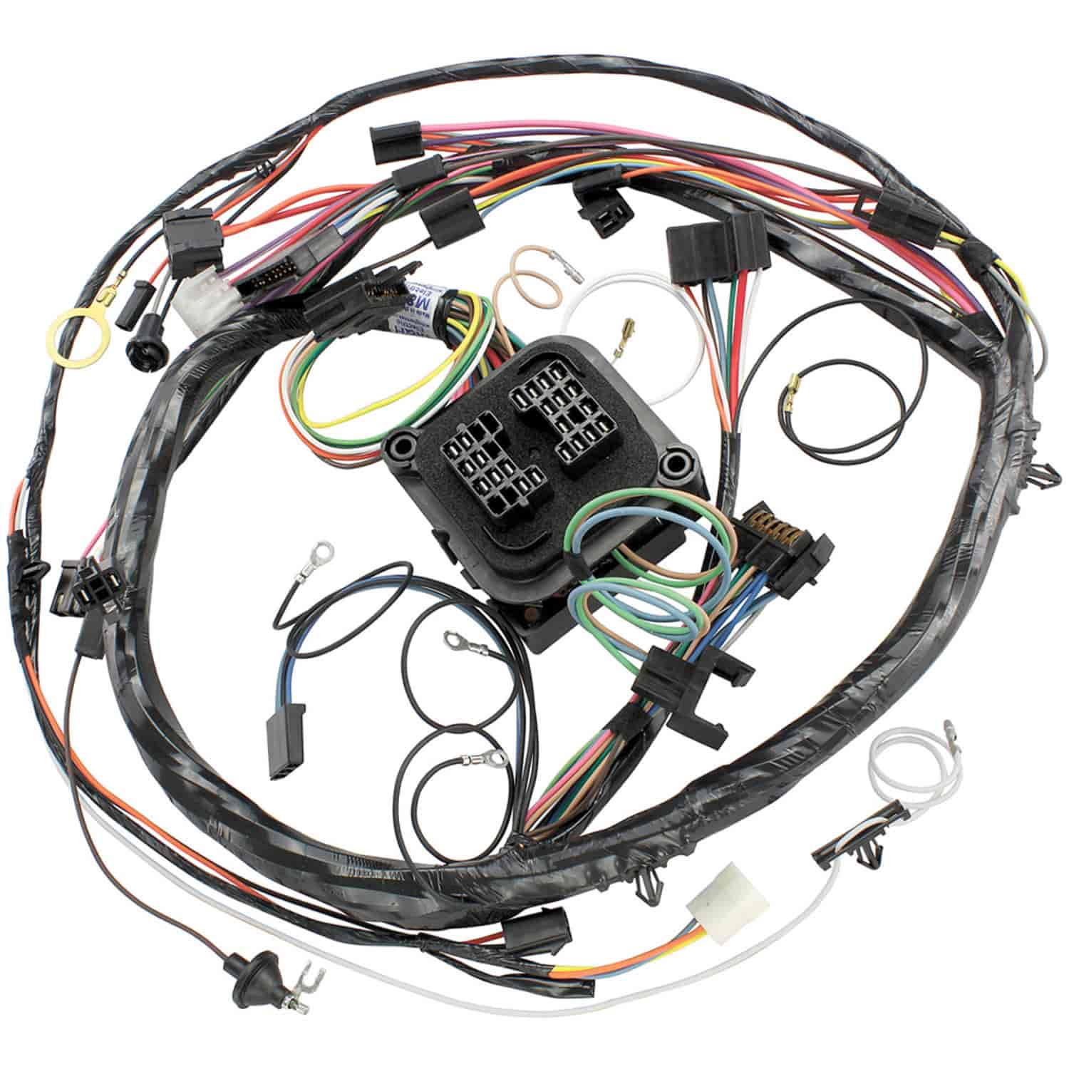 Chevelle Wiring Harness Everything About Diagram Restoparts 15065 Dash 1970 El Camino Monte Rh Jegs Com 1967