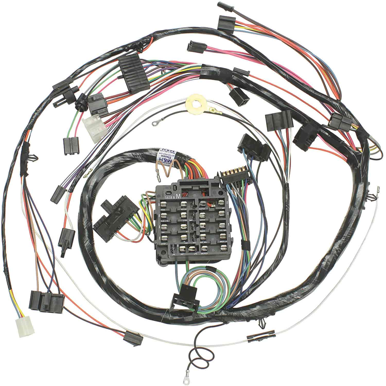 1970montecarlowiringdiagram Monte Carlo Ss Complete Wiring