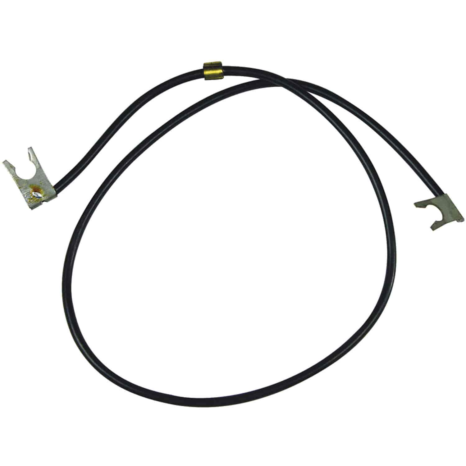 restoparts 36057  wiring harness distributor 1961