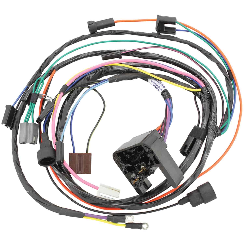 Wiring Harness 1970 El Camino : Restoparts wiring harness engine chevelle el