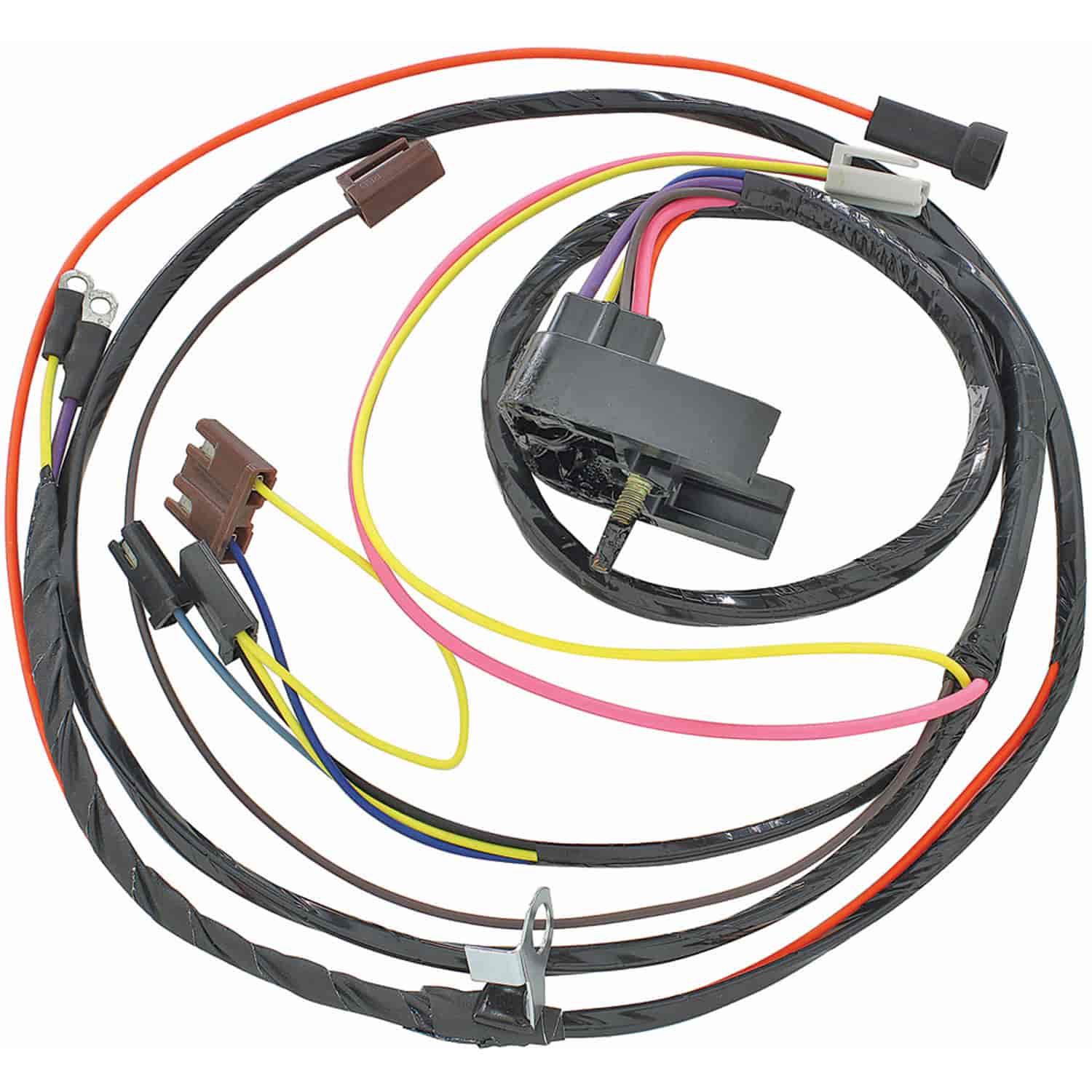 Wiring Harness For 1968 Chevelle Circuit And Diagram Hub Dash Restoparts 38978 Engine El Ss 396 Interior Custom