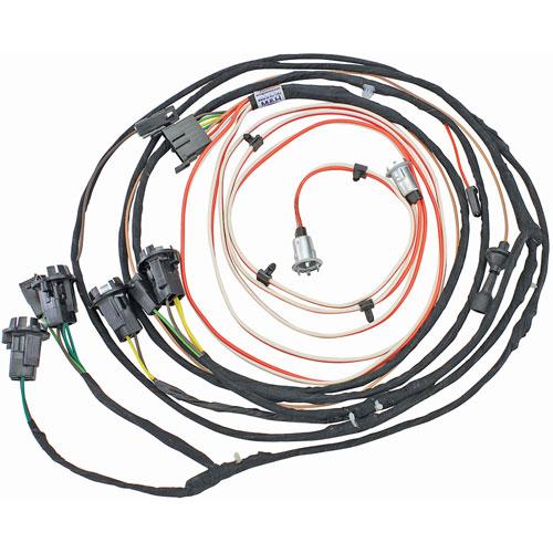 restoparts wiring harness rear light 1967 gto conv  restoparts mh14055