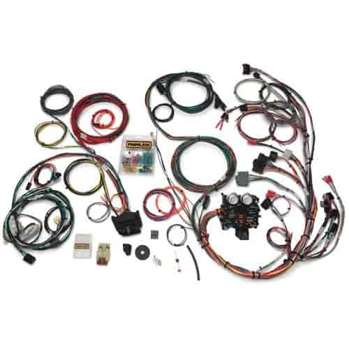 Painless Performance Products 10111 - Painless Jeep Chassis Harnesses