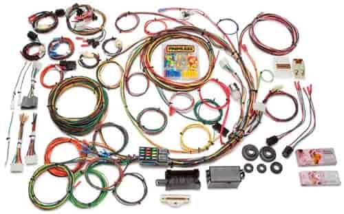 Painless Performance Products 10117 - Painless Custom Wiring Harness