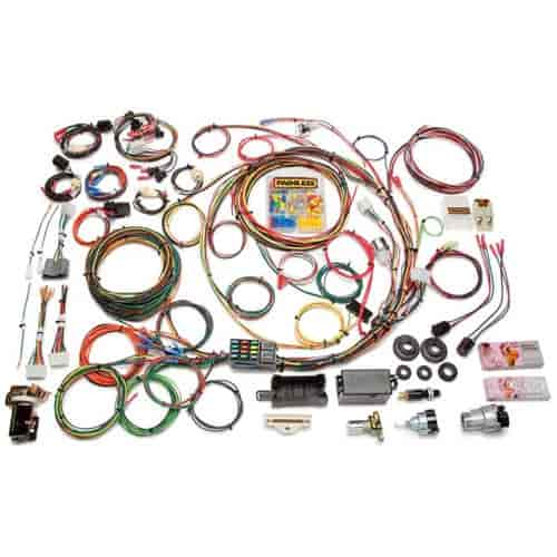 Painless Performance Products 10118 - Painless Custom Wiring Harness