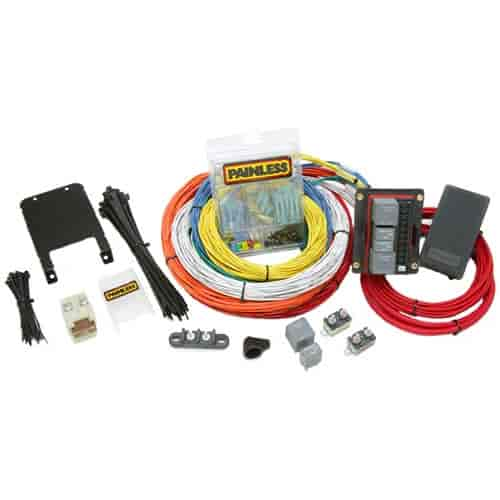 Painless Performance Products 10144 - Painless Wiring Extreme Off-Road Harness