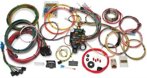 Painless Performance Products 10205 - Painless Custom Wiring Harness