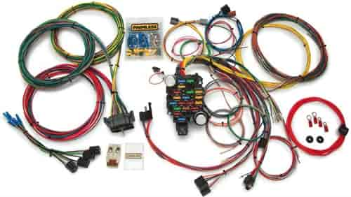 Painless Performance Products 10206 - Painless Custom Wiring Harness
