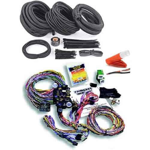 Strange Painless Performance Products 10206K Gm Truck Chassis Harness Kit Wiring Digital Resources Timewpwclawcorpcom