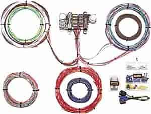 [SCHEMATICS_4FR]  Painless 10308: 18-Circuit Modular T-Bucket Wire Harness | JEGS | T Bucket Wire Harness |  | Jegs