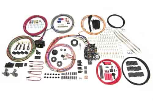 Painless Performance Products Pro-Series 25-Circuit Wiring Harness on