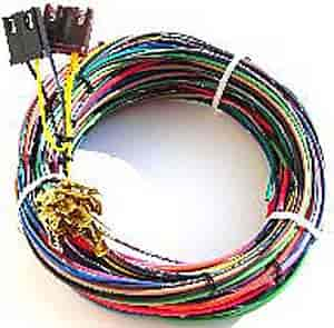 painless performance products 11003 engine wiring harness 1975 up jeep cj6 cj7 ebay