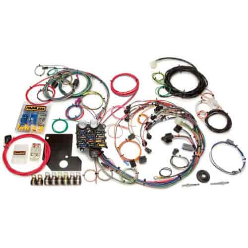 Painless Performance Products 20110 - Painless Custom Wiring Harness