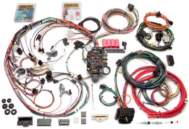 764 20112 painless performance products 20114 gm car chassis harness 1978 1978 camaro wiring harness at mifinder.co