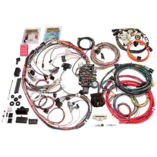 Painless Performance Products 20113 - Painless Custom Wiring Harness