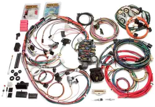 Painless Performance Products 20114 - Painless Custom Wiring Harness