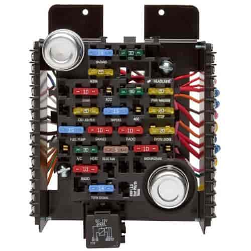 Painless Performance Products 30003 - Painless Universal Fuse Blocks