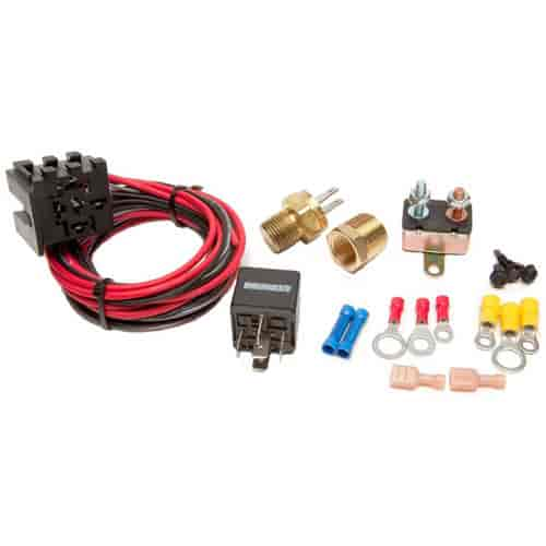 Painless Performance Products 30102 - Painless Electric Fan Relay Kits