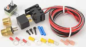 Painless Performance Products 30103 - Painless Electric Fan Relay Kits