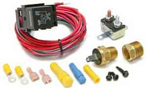 Painless Performance Products 30115 - Painless Electric Fan Relay Kits