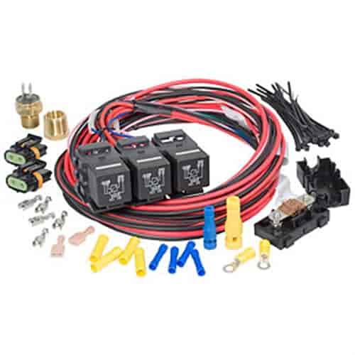 Painless Performance Products 30116 - Painless Electric Fan Relay Kits