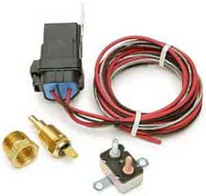 Painless Performance Products 30128 - Painless Electric Fan Relay Kits