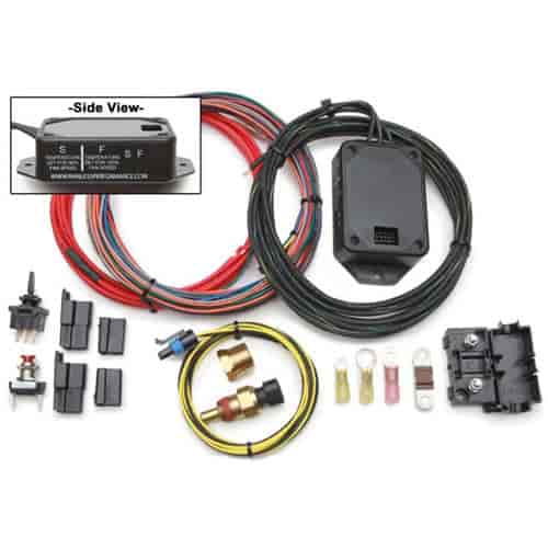 Painless Performance Products 30141 - Painless Electric Fan Relay Kits