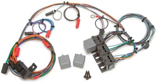 Painless Performance Products 30818 - Painless Custom Wiring Harness