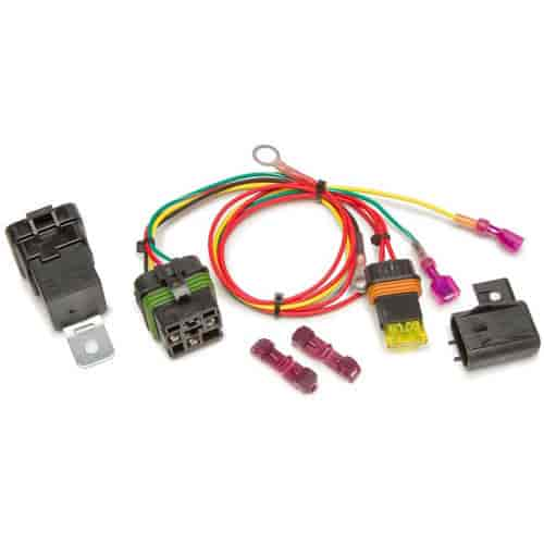 painless performance products high beam headlight relay kit 2003 06 gm full size truck suv Chevy Wiring Harness