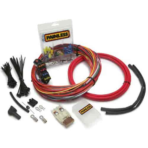 Painless Performance Products 30830: C.S.I. Engine Harness Charging on universal miller by sperian harness, construction harness, universal air filter, universal equipment harness, universal ignition module, universal battery, universal radio harness, universal heater core, universal fuel rail, lightweight safety harness, stihl universal harness, universal steering column, universal fuse box,