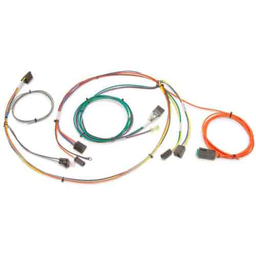 painless performance products 30901 a c wiring harness 1967 72 rh jegs com