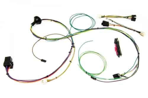 painless 30902: a/c wiring harness [1973-1987 chevy/gmc truck] | jegs  jegs