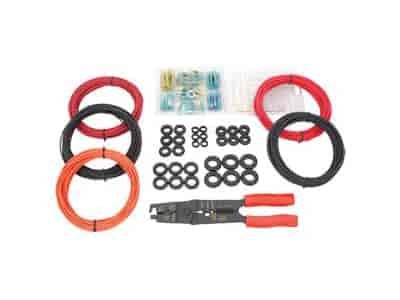 Painless Performance Products 40065K - Painless Wiring Wire and Terminal Kits